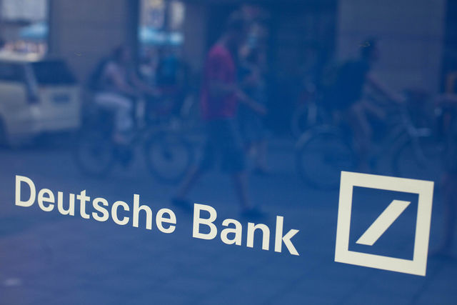 Forex fines deutsche bank