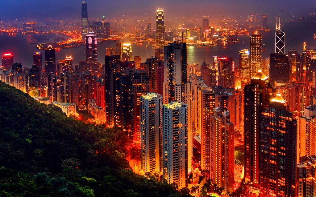 6956662-china-hong-kong-night